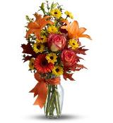 Bust of Autumn by Davis Floral Comany, your Brownwood, Texas (TX) Florist