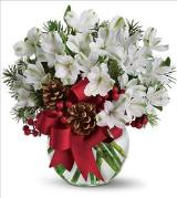 Let It Snow by Davis Floral Comany, your Brownwood, Texas (TX) Florist