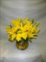 Lilies & Lemons by Davis Floral Comany, your Brownwood, Texas (TX) Florist