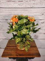 Begonia, Orange by Davis Floral Comany, your Brownwood, Texas (TX) Florist