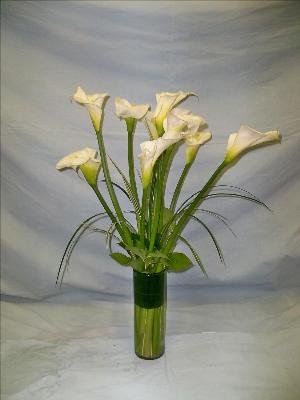 Classic Callas by Davis Floral Comany, your Brownwood, Texas (TX) Florist
