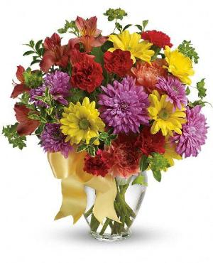Color Me Yours Bouquet by Davis Floral Comany, your Brownwood, Texas (TX) Florist