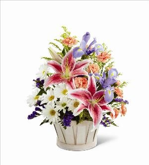 Wonderous Nature Bouquet by Davis Floral Comany, your Brownwood, Texas (TX) Florist