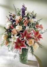 Star Gazer Bouquet by Davis Floral Comany, your Brownwood, Texas (TX) Florist