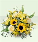 Flowing Garden™ Bouquet by Davis Floral Comany, your Brownwood, Texas (TX) Florist