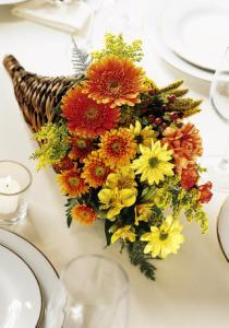 Bountiful Color™ Cornucopia by Davis Floral Comany, your Brownwood, Texas (TX) Florist