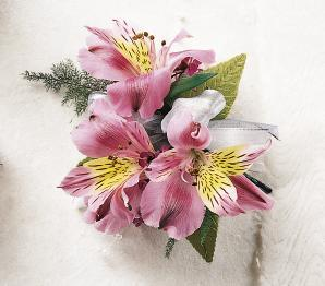 Cherish Corsage by Davis Floral Comany, your Brownwood, Texas (TX) Florist