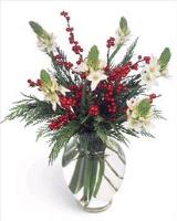 Winterfresh Bouquet by Davis Floral Comany, your Brownwood, Texas (TX) Florist