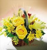 Autumn Beauty Bouquet by Davis Floral Comany, your Brownwood, Texas (TX) Florist