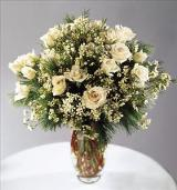 Winter Radiance Bouquet by Davis Floral Comany, your Brownwood, Texas (TX) Florist