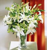 Lilies and More Bouquet by Davis Floral Comany, your Brownwood, Texas (TX) Florist