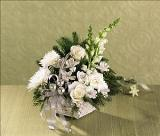 Glowing Elegance™ Centerpiece by Davis Floral Comany, your Brownwood, Texas (TX) Florist