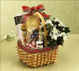 The FTD® Taste of the Season™ Gourmet Basket by Davis Floral Comany, your Brownwood, Texas (TX) Florist