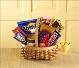 The FTD® Big Munch™ Basket by Davis Floral Comany, your Brownwood, Texas (TX) Florist
