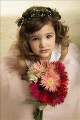 Baby Love™ Flower Girl Headpiece by Davis Floral Comany, your Brownwood, Texas (TX) Florist