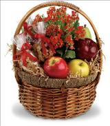 Health Nut Basket by Davis Floral Comany, your Brownwood, Texas (TX) Florist
