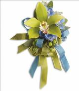 Big Night Orchid Corsage by Davis Floral Comany, your Brownwood, Texas (TX) Florist