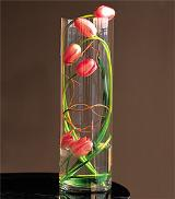 Tulip Sculpture by Davis Floral Comany, your Brownwood, Texas (TX) Florist