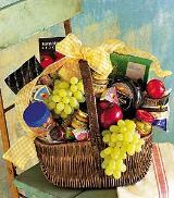 Medium Fruit & Gourmet by Davis Floral Comany, your Brownwood, Texas (TX) Florist