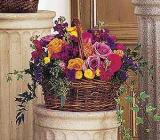 Mounded Basket by Davis Floral Comany, your Brownwood, Texas (TX) Florist