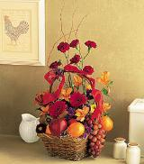 Fruit & Flowers by Davis Floral Comany, your Brownwood, Texas (TX) Florist