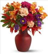 Leaves of Autumn by Davis Floral Comany, your Brownwood, Texas (TX) Florist