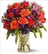 Autumn Gemstones by Davis Floral Comany, your Brownwood, Texas (TX) Florist