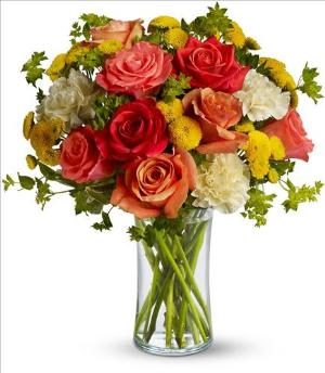 Citrus Kissed by Davis Floral Comany, your Brownwood, Texas (TX) Florist
