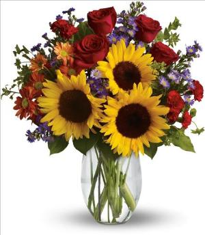 Pure Happiness by Davis Floral Comany, your Brownwood, Texas (TX) Florist