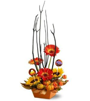 Tricky Treat by Davis Floral Comany, your Brownwood, Texas (TX) Florist