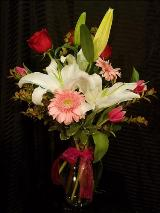 All the Flowers She Loves by Davis Floral Comany, your Brownwood, Texas (TX) Florist