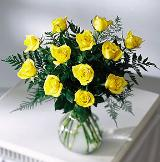 Brighten the Day™ Rose Bouquet by Davis Floral Comany, your Brownwood, Texas (TX) Florist