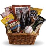 Take Me Out to the Ballgame Basket by Davis Floral Comany, your Brownwood, Texas (TX) Florist